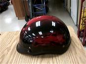 HOT LEATHERS Motorcycle Helmet V531